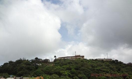 Clouds at Cherrapunji
