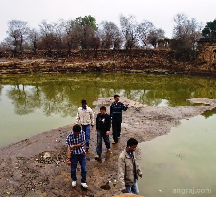 Kalinjar Pond