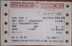 Railways Ticket Booking Short Terms and Meaning – CKWL, PQWL, RAC, RLGN etc