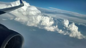 Cloud Pics from Airplane